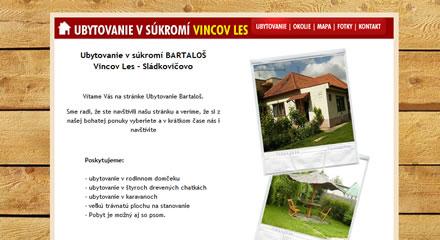 Ubytovanie Bartaloš